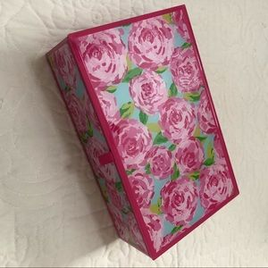 Large Lilly Pulitzer First Impressions Box